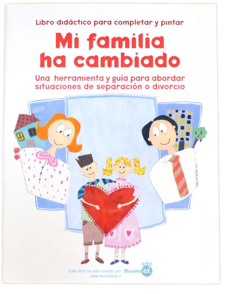 MI FAMILIA HA CAMBIADO